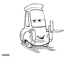 Printable Cars Coloring Pages Free