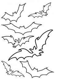 Free Printable Bat Coloring Pages 17 For Kids
