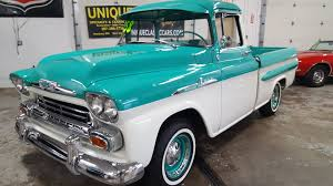 1958 Chevrolet Apache For Sale #62347 | MCG 1958 Chevrolet Apache For Sale On Classiccarscom Chevy Pickup Truck Editorial Stock Image Of V8 31 Pick Up Wow Barn Find Rare 4x4 Napco Youtube Autolirate A Pair Trucks Sema 2017 Simplebuilt Farm Truck Flickr Karepmu Opo Se File1958 4wd Pickup Napcojpg Wikimedia