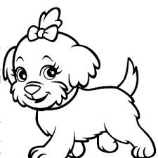 Free Coloring To Download Dog 77 For Book With