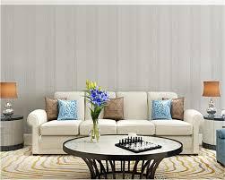 beibehang mode einfachen gestreiften vlies 3d tapete schlafzimmer wohnzimmer bekleidungsgeschäft hotel rosa blauen wand papier