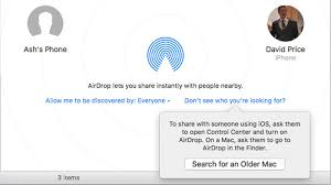How to share photos and more between iPhones and Macs using