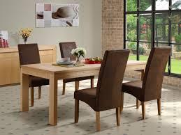 table à manger symphonie chêne huilé 8 couverts