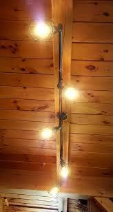 Log Cabin Kitchen Lighting Ideas by Best 25 Industrial Lighting Ideas On Pinterest Industrial Light
