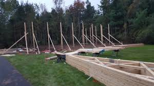 Pole Barn Installation And Construction In Western NY | Wagner ... Pole Barns Pole Barn Prices Kits Axsoriscom Post Decay Protection Protector Tam Lapp Cstruction Kids Caprines Quilts Best 25 Barn Cstruction Ideas On Pinterest Building Pricing Timberline Buildings Garden Shed Page 2 Sandyfoot Farm Our Services Fb Contractors Inc The Siding Starting My 40x60 Forever Column Slab Mounting Bracket For Youtube 20 X 40 12 Steel Truss Part 1 How We Square And Set Placing The Posts Site Prep 9112010 Cha Barns Concrete Time By Kvusmc