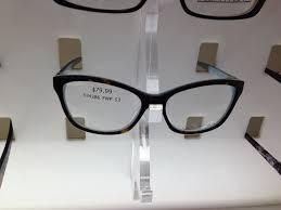 selecting eyewear