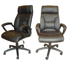 Office Chair Seat OC-2502 Work PU Leather Computer Desk | EBay