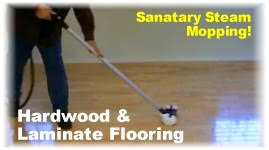 Steam Mop Hardwood Floors by Rh Steam Mopping How To Clean Hardwood U0026 Tle Floors With A