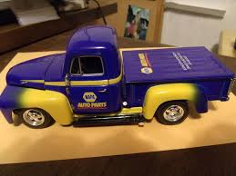1954 International NAPA Auto Parts Diecast Pickup Truck, Limited ...