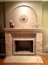 fireplace mantel shelves designs