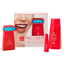Luster Pro Light Teeth Whitening System Reviews