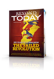 Who Coined The Iron Curtain by 100 Years Of Communism The Failed Revolution United Church Of God