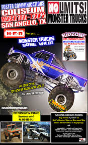Monster Trucks Gone Wild Monster Trucks 2018 Coffs Harbour Function Centre Showgrounds Jam Truck Show Discount Tickets Coming To Tacoma Dome In Win Toronto I Dont Blog But If Did State Farm Stadium Thrdown Events Photos Videos 20 Things You Didnt Know About Monster Trucks As Comes Traxxas Monster Truck Crown Complex No Limits Featuring Bigfoot Salem Va 24153 Page 3 Jamst Louis Kids Out And About St Monstertruck Poster