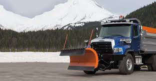 Snow Plow Truck Vocational Trucks | Freightliner Trucks