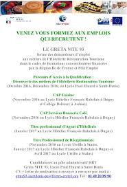 inscription cap cuisine best formation commis de cuisine awesome