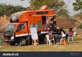 100 Where To Buy Food Trucks Hyderabadindiamarch 4indian People Street Stock