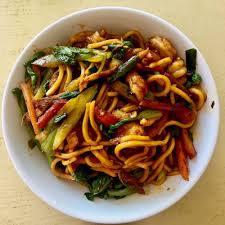 100 House Of Lu Got The Special Lomein In It Has Shrimp Chicken
