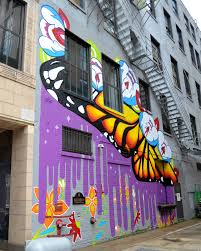 Big Ang Mural Chicago by New South Loop Mural A Gift Of Cirque Du Soleil And U0027luzia