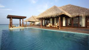 100 Anantara Kihavah Maldives Wallpaper Villas Resort Pool Ocean