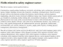 Safety Director Resume Best Ideas Of Environmental Health Engineer Sample Top