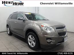 100 West Herr Used Trucks 2010 Chevrolet Equinox For Sale Rochester NY
