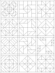 Coloring Pages Quilt Blocks Free Online Printable Sheets For Kids Get The Latest Images Favorite