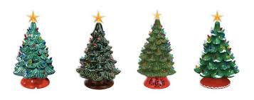 Lighted Ceramic Christmas Trees Pittsburgh 17 October