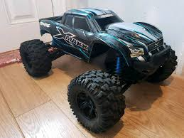 Traxxas X-Maxx V2 8s. Brushless Monster Truck. Rc Car Truck | In ...