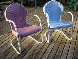 107 best vintage lawn furniture images on beautiful