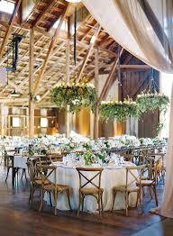 Decorations For A Barn Wedding