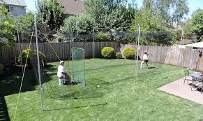 Hit At Home Backyard Batting Cage | JUGS Sports Soccer Backyard Goals Net World Sports Australia Franklin Tournament Steel Portable Goal 12 X 6 Hayneedle Floating Backyard Couch Swing Kodama Zome Business Insider Procourt Mini Tennis Badminton Combi Greenbow Number 1 Rated Outdoor Systems For Voeyball Pvc 10 X 45 4 Steps With Pictures Golf Nets Driving Range Kids Trampoline Bounce Pro 7 My First Hexagon Jugs Smball Packages Bbsb Hit At Home Batting Cage Garden Design Types Pics Of Landscaping Ideas