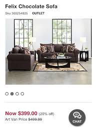 Felix Chocolate Sofa In 2019 | Art Van Furniture Coupon Code ... Designer Living Get Exclusive Coupons Discount Codes Vouchers In 2019 Airbnb Coupon Code July Travel Hacks To 45 Off Fniture Beautiful White Slipcover Fabric Loveseat Gallery Deals Are The New Clickbait How Instagram Made Extreme Myntra Offers 80 Rs1000 Promo Sep Replica Shop Melbourne Australia Sk Last Act Home Products Furnishings Sale Clearance Code Designer Living Iplay America Coupons 2018 44 Designs By Ashley Knie Promo Discount Homewares Codes Discounts And Promos Wethriftcom Lamps Plus Facebook