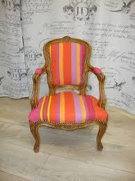 relooking fauteuil louis xv fauteuil louis xv modèle enfant kréative déco
