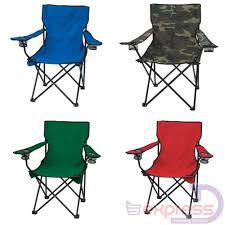 EcoSport Portable Folding Picnic Outdoor Camping Chairs