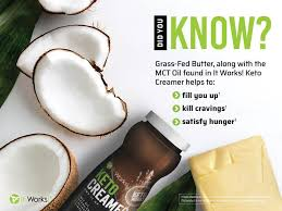 Get ALL The Benefits Of Our Keto Coffee BUT Do It While Drinking Your