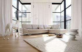 canap cuir blanc roche bobois canapés sofas et divans modernes roche bobois tapis de sol