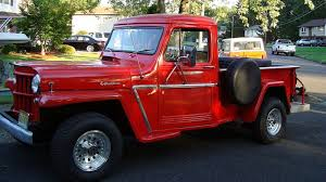 For $7,500, It's Willys Time Willys Jeep Parts Fishing What I Started 55 Truck Rare Aussie1966 4x4 Pickup Vintage Vehicles 194171 1951 Fire Truck Blitz Wagon Sold Ewillys 226 Flat Head 6 Cyl Nos Clutch Disk 9 1940 440 Restored By America For Sale Willysjeep473 Gallery 1941 The Hamb Jamies 1960 Build Willysoverland Motors Inc Toledo Ohio Utility 14 Ton 4