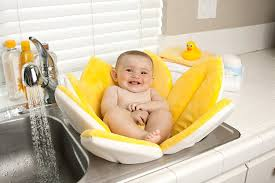 Portable Bathtub For Adults Australia by Amazon Com Blooming Bath Baby Bath Canary Yellow Baby