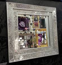 Ebay Decorative Wall Mirrors by Crackle Mirror Ebay Mosaic Mad Pinterest Mosaics Mirror