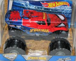 2016 HOT WHEELS 1:24 SCALE SPIDER MAN MONSTER JAM TRUCK: Amazon.co ... Hot Wheels 2 Pack Monster Jam Truck Lowest Prices Specials Budhatrains Gallery Clodtalk The Home Of Rc Trucks Mainyt Akrobatas Su Spiderman Atributika Skelbiult Disney Regenr8rs 124 Spiderman Head Transforming Car Toys Games Super Hero Amazing Spider Man Blaze Toys And Monster Truck Games Tow Mater Monster Truck Hulk Nursery Rhymes Songs Dickie 112 Cyber Cycle Rtr With Remote Control Spiderman Mcqueen Cars Cartoon Stuntsnursery Comfortliving Two Sided Toy Game Flip Push New 1pcs Minions Four Drive Inertia Double Sided Dump