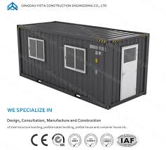 100 Shipping Container Cabin Plans Hot Item Prefab Prefabricated 40FT 20FT Flat Pack Modified Ized House For Sale