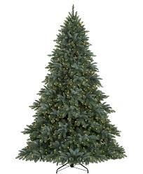 Silvertip Fir Christmas Tree Artificial by Timbercrest Fir Artificial Christmas Tree Tree Classics
