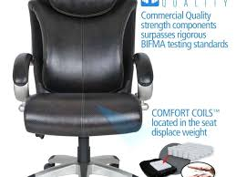 Serta Big And Tall Office Chair 45752 by Serta Big And Tall Executive Office Chairs Serta At Home Airtm