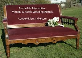 Auntie Ms Mercantile Vintage Rustic Wedding Rentals