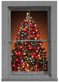 Ge Franklin Fraser Fir Christmas Tree by St Nicholas Square 7 Ft Pre Lit Color Changing Christmas Tree