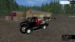 MACK SINGLE AXLE FLATBED ALUMINUIM WHEELS TRUCK V2.0 | Farming ... Mack Single Axle Flatbed Aluminuim Wheels Truck V20 Farming 2001 Gmc C7500 Single Axle Grain Truck Freightliner Dump For Sale Lapine Trucks Est Dump Trucks For Sale 2005 Peterbilt Plus Caterpillar Models As Well 1997 C8500 Awd Bucket Sale By Arthur 2015 Freightliner Scadia Sleeper 9240 Cl120 Sleeper Cab Tractor Jwh Hydraulics Ltd Waste Management Equipment Rolloffs Just A Single Axle But I Didnt Know Ford Made Tractors 1994 Topkick 5 Yard