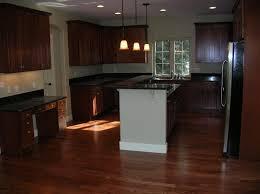 Photos Red Oak 1 Hardwood Flooring With A Custom Light Cherry