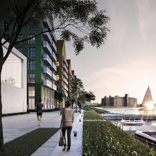 Cabinet Rubberstamps Plans For Wirral Waters One Wirral Globe