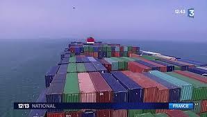 le bougainville plus gros porte conteneurs au monde inauguré
