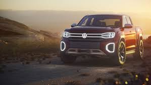 Ford, Volkswagen Consider Alliance: Is A VW Pickup Truck Next?
